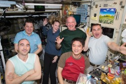 Expedition 48 crew- 8,25,16